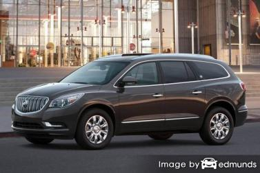 Insurance for Buick Enclave