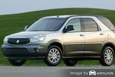 Discount Buick Rendezvous insurance
