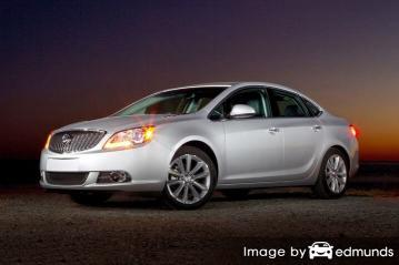 Insurance quote for Buick Verano in Tulsa