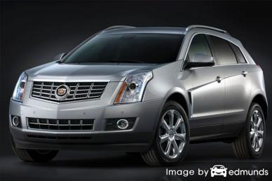 Insurance quote for Cadillac SRX in Tulsa