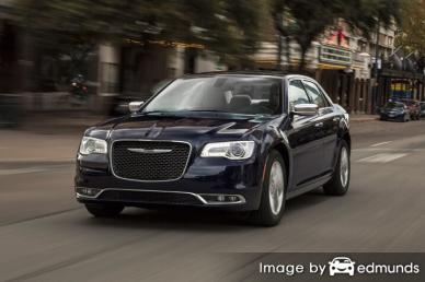 Insurance rates Chrysler 300 in Tulsa