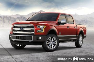 Insurance for Ford F-150