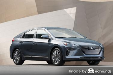 Discount Hyundai Ioniq insurance
