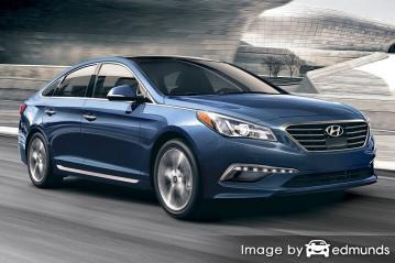 Discount Hyundai Sonata insurance