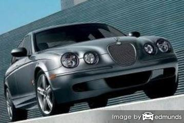 Insurance quote for Jaguar S-Type in Tulsa