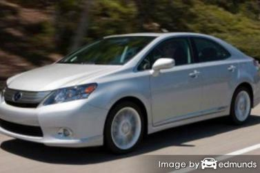 Insurance quote for Lexus HS 250h in Tulsa