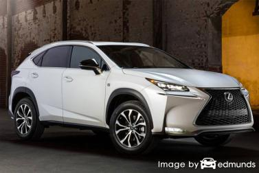 Insurance for Lexus NX 200t