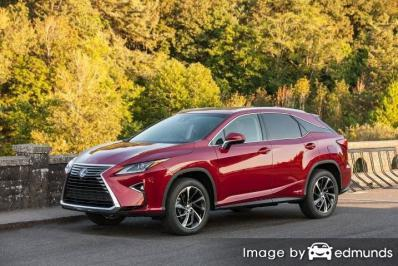 Insurance quote for Lexus RX 450h in Tulsa