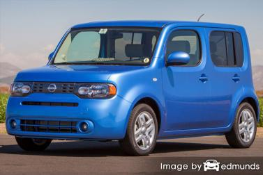 Insurance quote for Nissan cube in Tulsa