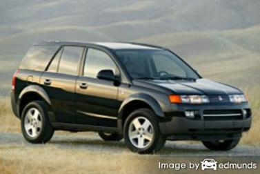 Insurance rates Saturn VUE in Tulsa