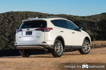 Discount Toyota Rav4 insurance