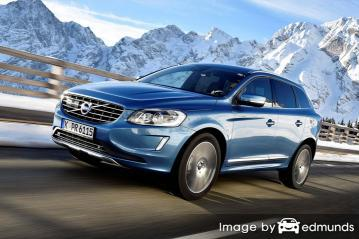 Insurance quote for Volvo XC60 in Tulsa