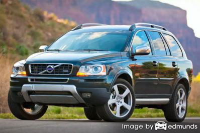 Insurance quote for Volvo XC90 in Tulsa